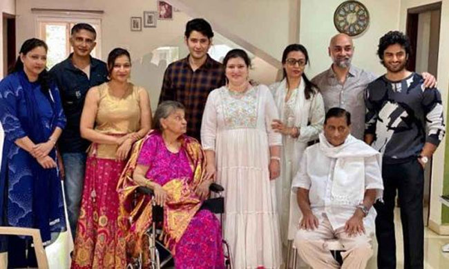 Namrata Shirodkar mother wants to be Miss India