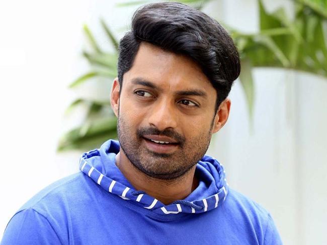 Nandamuri hero with interesting 'title' ..!