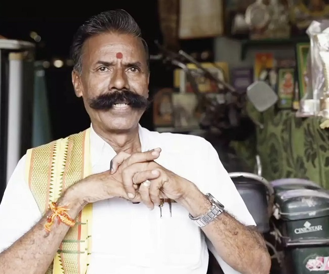 Padmarajan lost the election and set a Guinness Book record