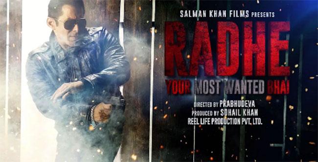 Radhe Release Date Fixed