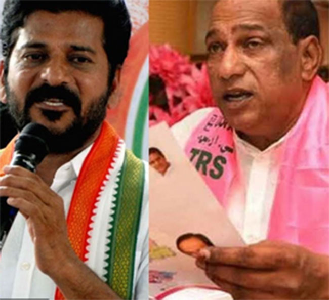 Revanth Reddy Vs Malla Reddy