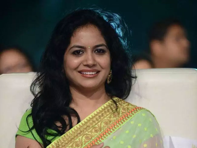 Singer Sunita is a director who shocked herself
