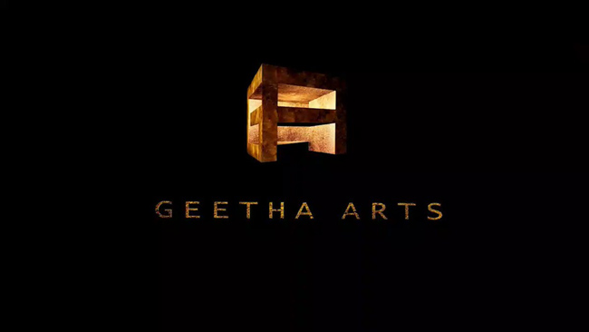 Solo movie after channels in Geeta Arts banner ..!