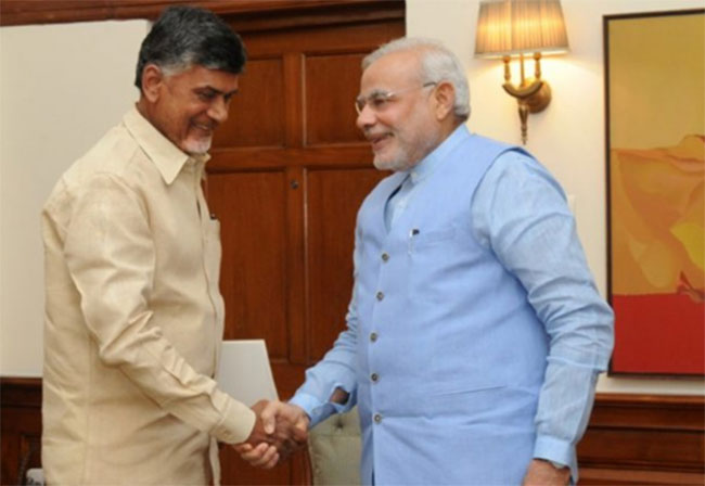 TDP Will Merge With BJP