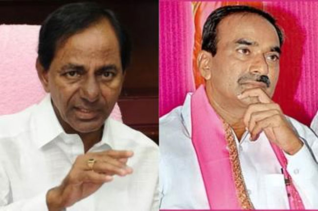 TRS government has another inquiry on Etela Rajender