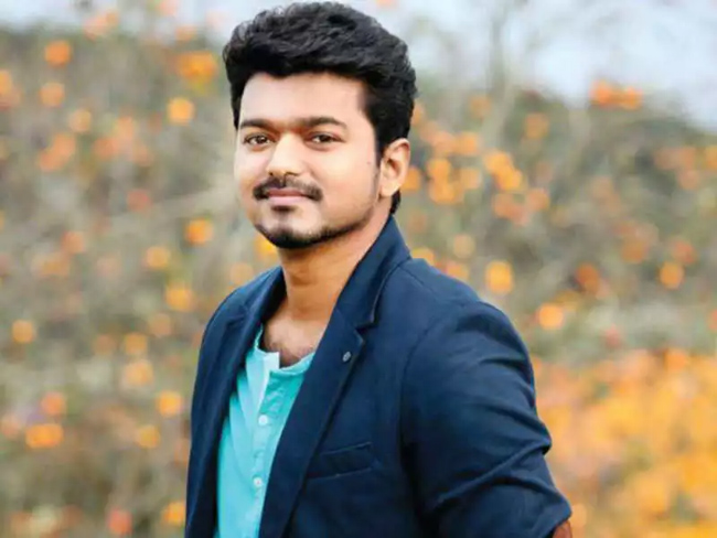 Tollywood star director movie with Thalapathy ..?