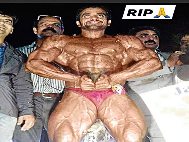 Two bodybuilders die with Corona in three days
