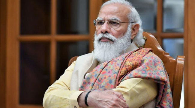pushing Modi for the 2024 elections?