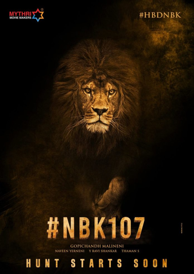 #NBK 107 The hunt is about to begin