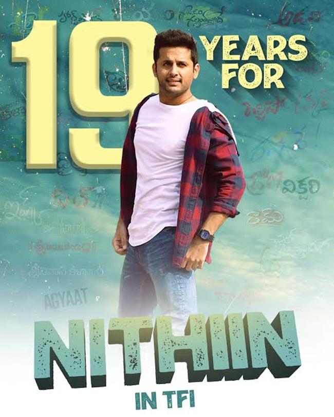 19 years for Nitin Cine journey ..!
