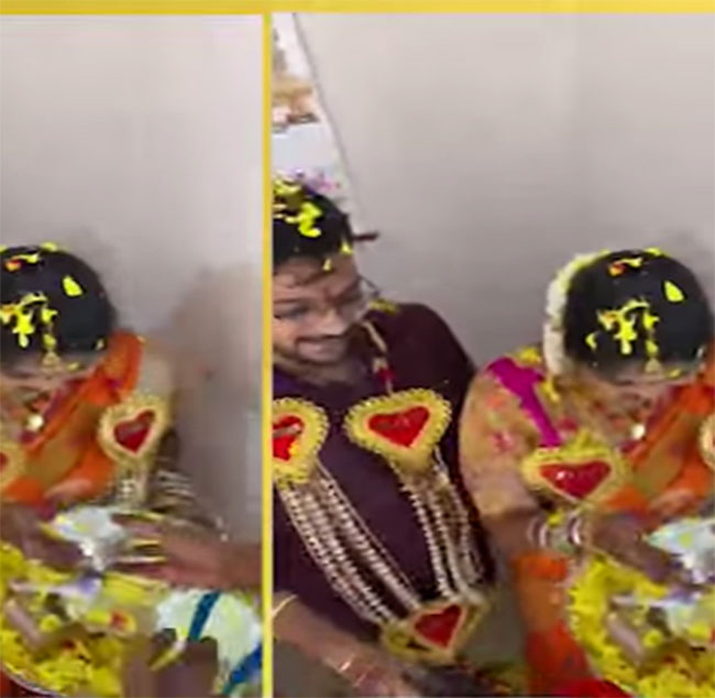A viral video that has become a screen for the new trend in Telugu states