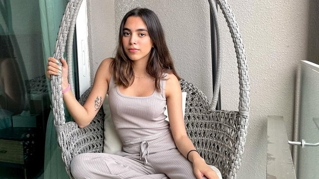 Aaliyah Kashyap reacts to fake dating profile