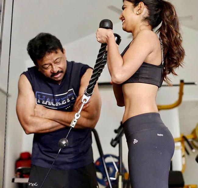 Ariyana Talks Bold With RGV