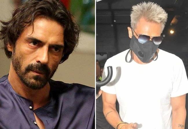 Arjun Rampal Blonde Look Left Netizens Shocked