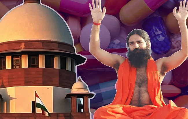Baba Ramdev moves Supreme Court against multiple FIRs against him in relation to comments on Allopat