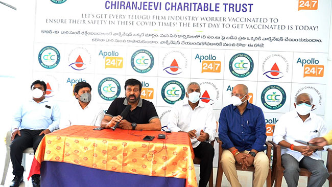 CCC drive vaccination for 10,000 cinema workers