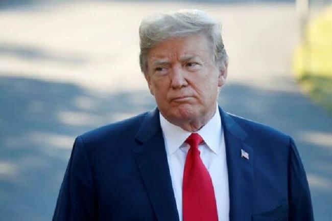 Corona destroys India Donald Trump