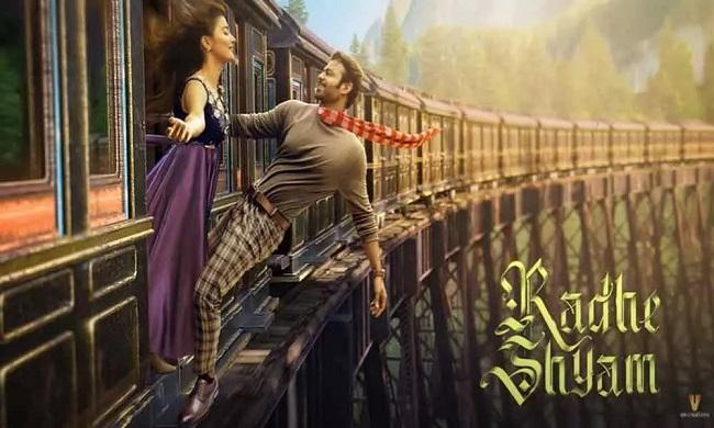 Crazy update on Radhe Shyam movie