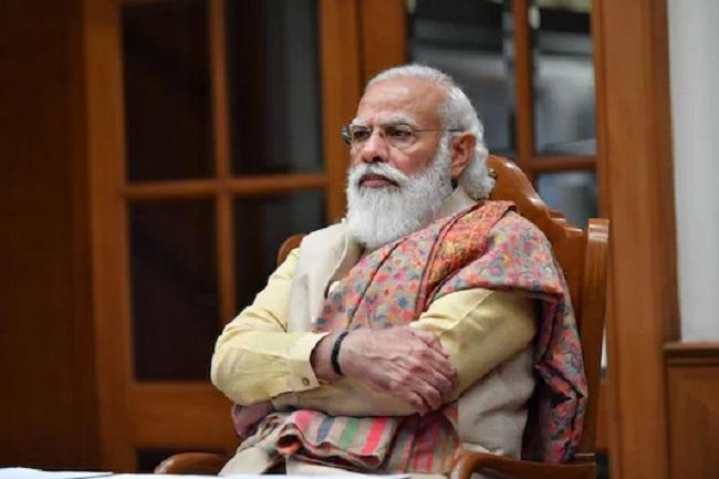 Decreased popularity for Modi