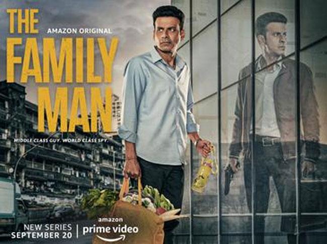 Full movie with Family Man raji character