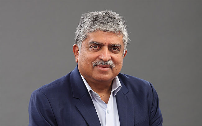 Interesting comments from Infosys Nandan Nilekani on cryptocurrency