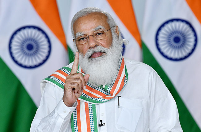 Is this really Modi new idea in the case of Jammu and Kashmir?