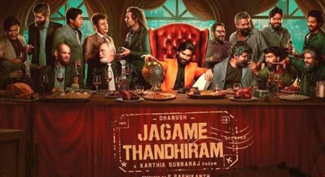 Jagame Thanthiram Movie review