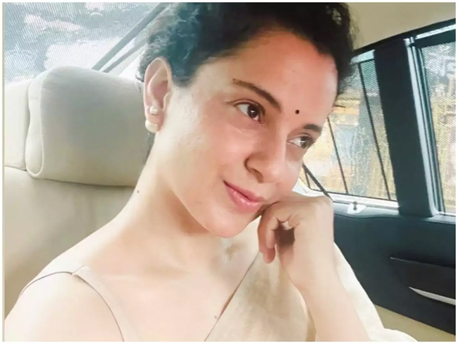 Kangana, who evaded the tax, is doing the same!