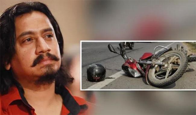 Kannada actor Sanchari Vijay Raod Accident
