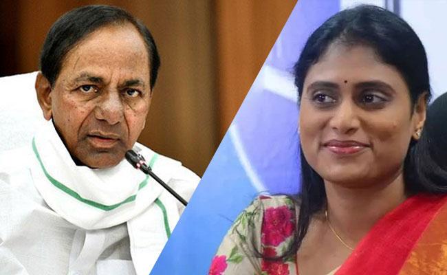 Kcr Gave Master Stroke To Ys Sharmila