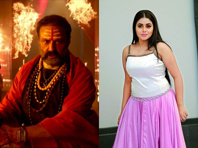Malayalam beauty is scared to act with balakrishna