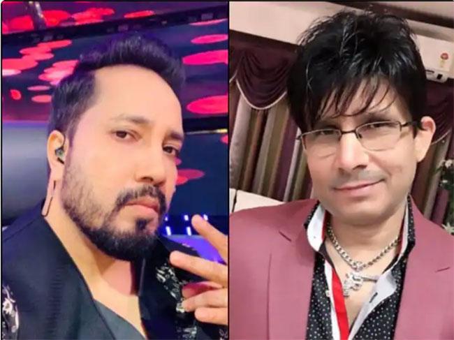 Mika Singh Accuses KRK