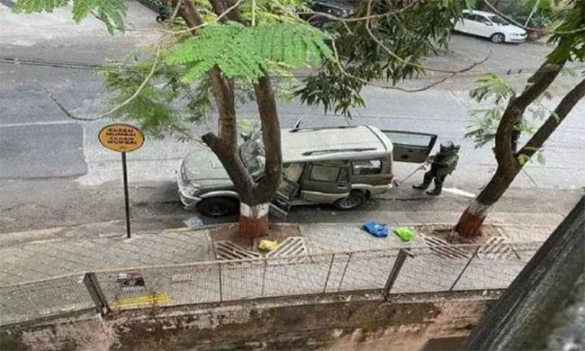 Mukesh Ambani Bomb Scare Case