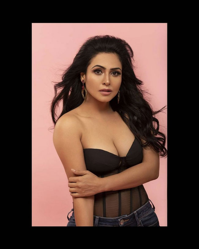 Nandini Rai New Looks