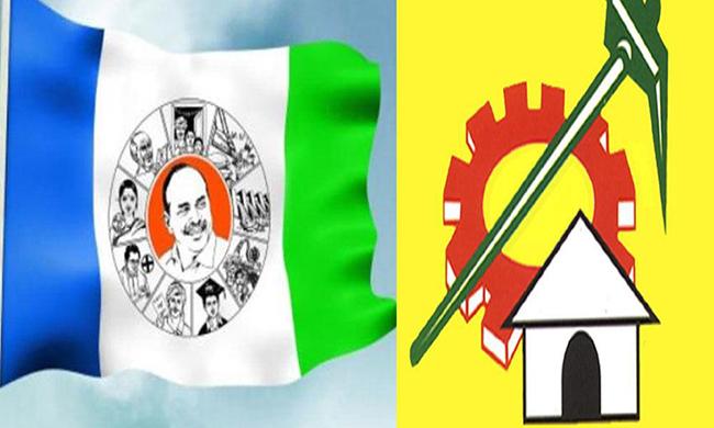 Party wise Kshatriya fight in AP