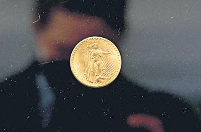 Record price double eagle Rs 142 crore