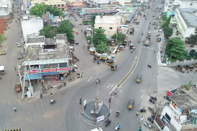 Relaxation of corona curfew rules in AP