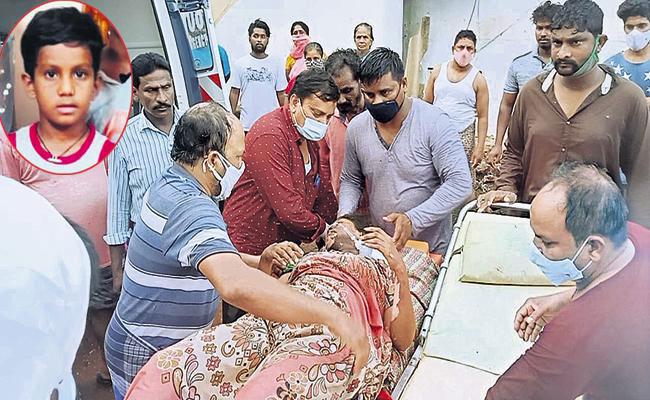 Shocking incident in Andhra Pradesh