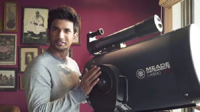 Sushant sees everything new