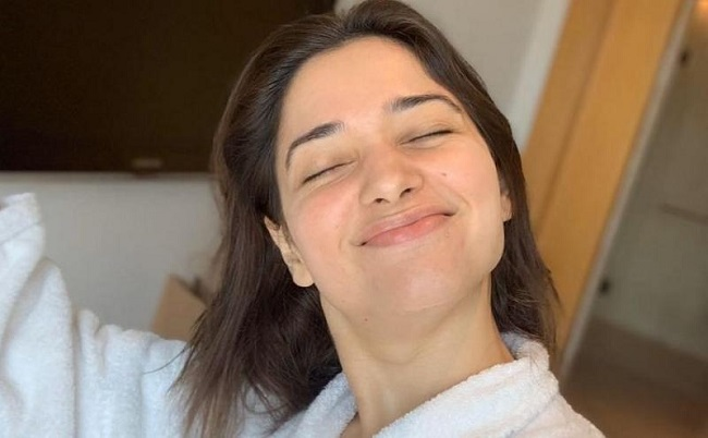 Tamannaah reveals her beauty secret