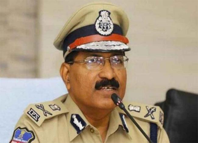 Telangana Police Praises Dgp Mahider Reddy