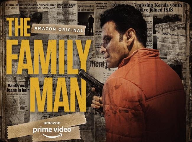 Tollywood star hero in Family Man 3