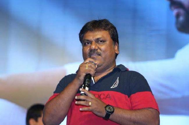 Trinadha Rao nakkina with vishwak