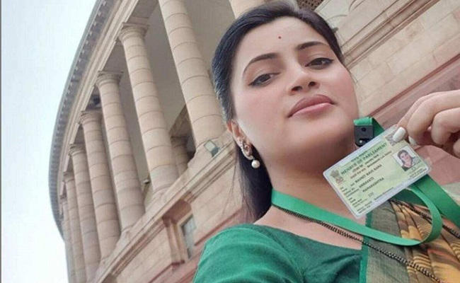 What is the situation going to be like for that actress MP?