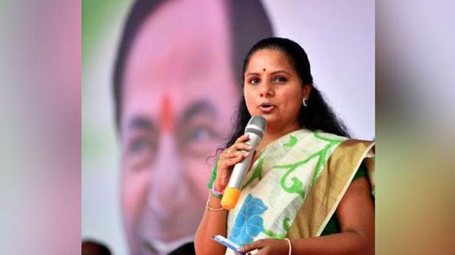Why Etela Targetting Kavitha