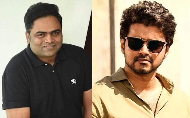 Why the Vijay Vamsi Paidipally project was not announced