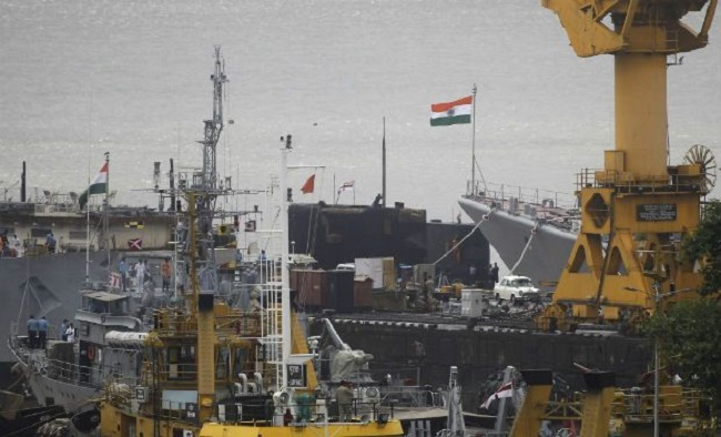 Will the Visakha Naval Dockyard also sell