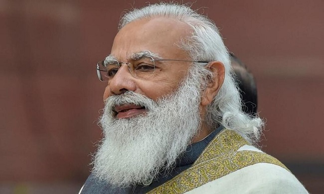 sent Rs 100 to Modi to shave his beard
