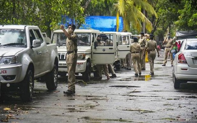 twist in the case of the bomb blasts in front of Ambani house