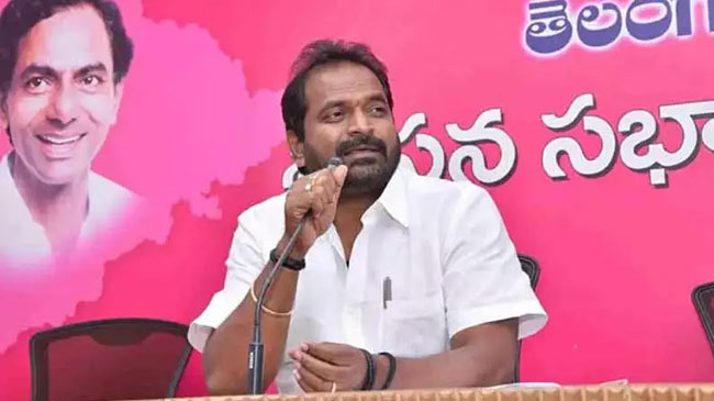A minister who uses relatives for pleasure in the eyes of KCR